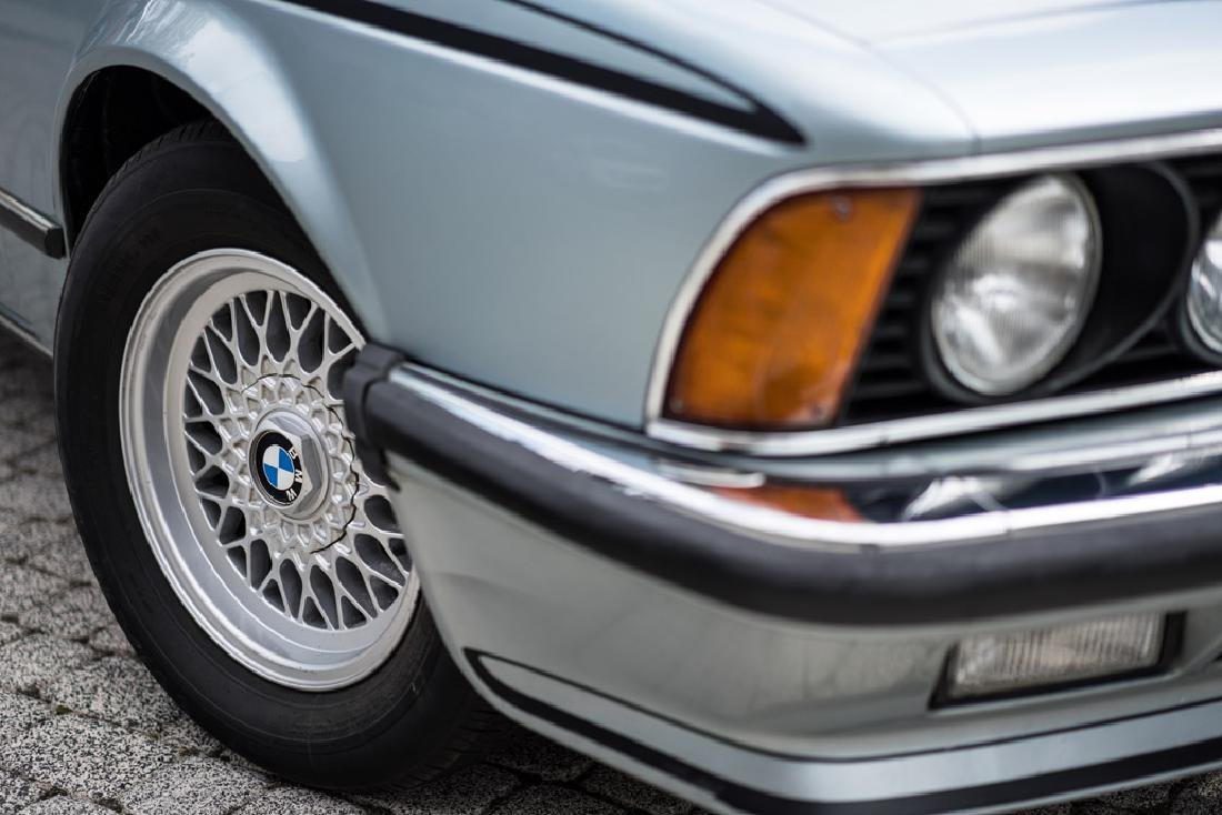 BMW 635 CSi 1983 - 10