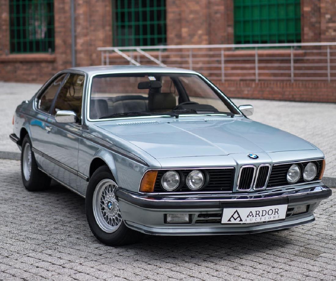 BMW 635 CSi 1983