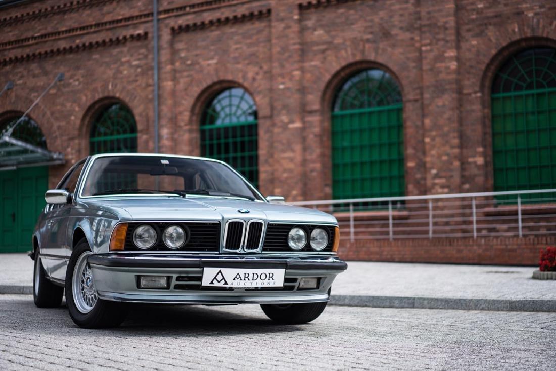 BMW 635 CSi 1983 - 2