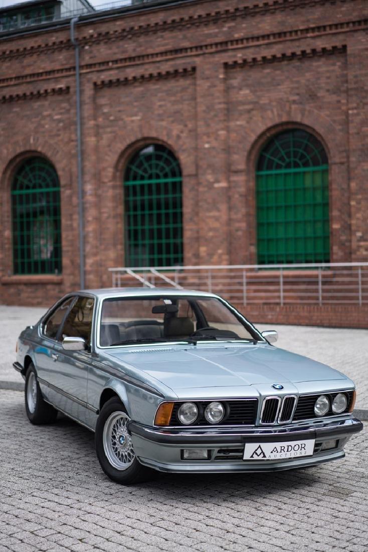 BMW 635 CSi 1983 - 3