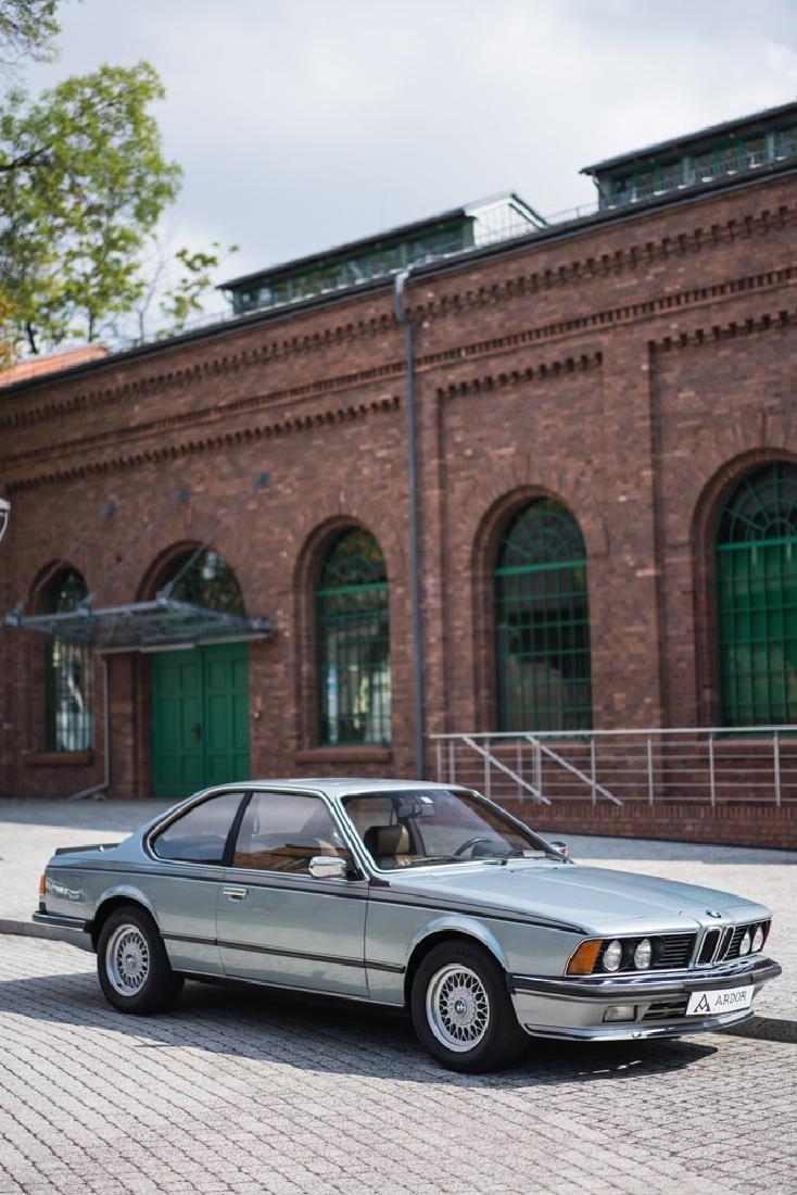 BMW 635 CSi 1983 - 4