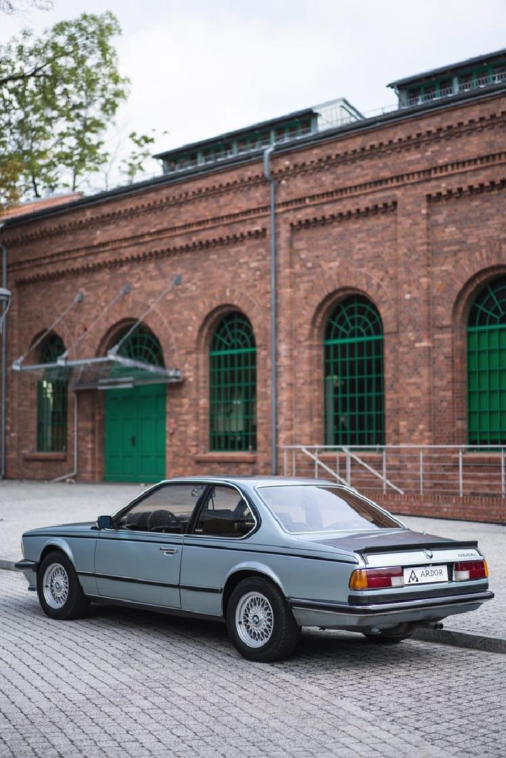 BMW 635 CSi 1983 - 5