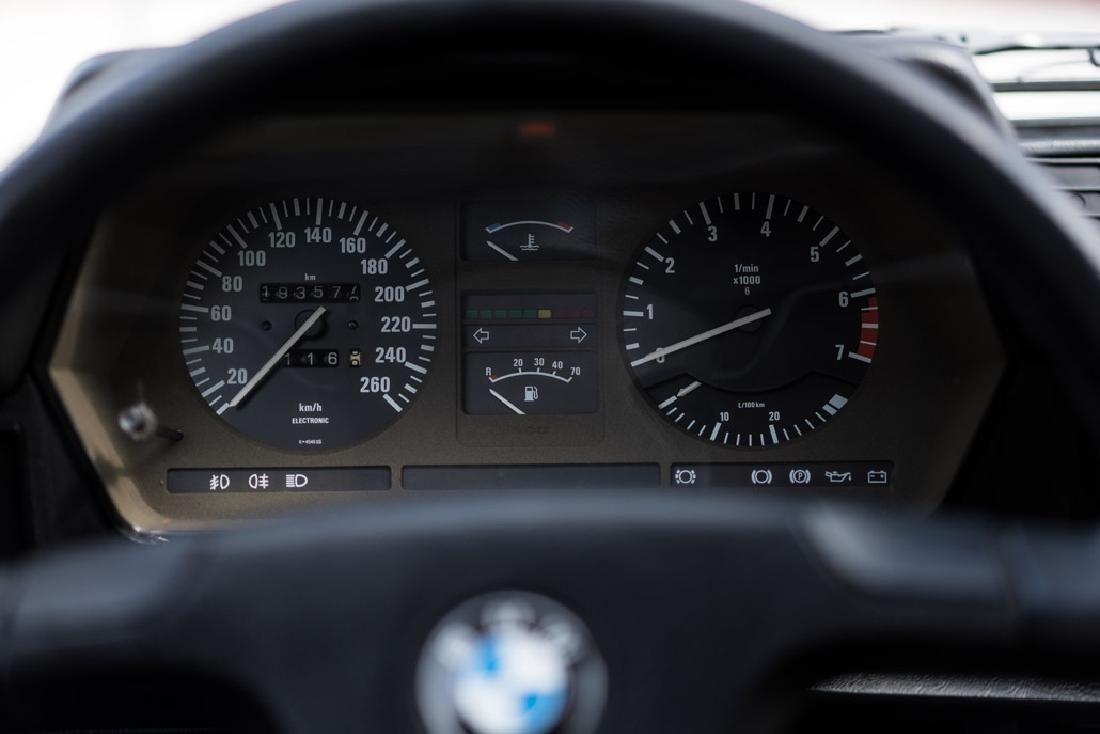 BMW 635 CSi 1983 - 6