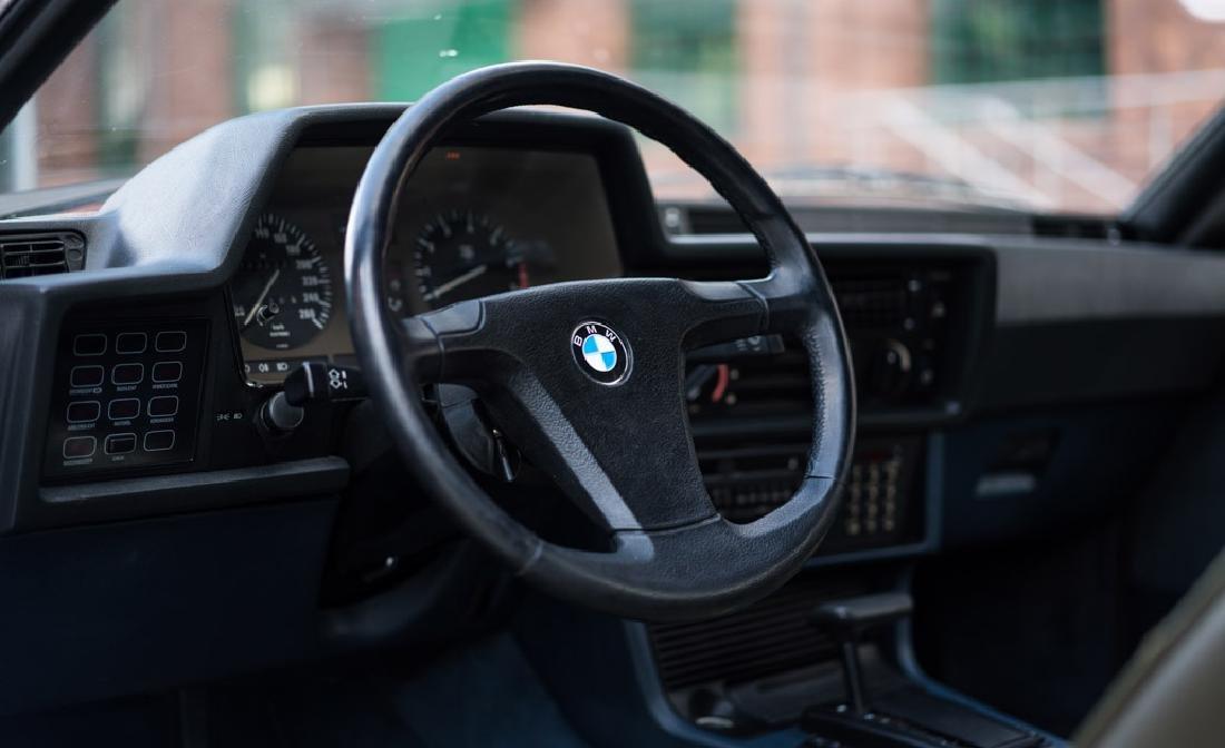 BMW 635 CSi 1983 - 7