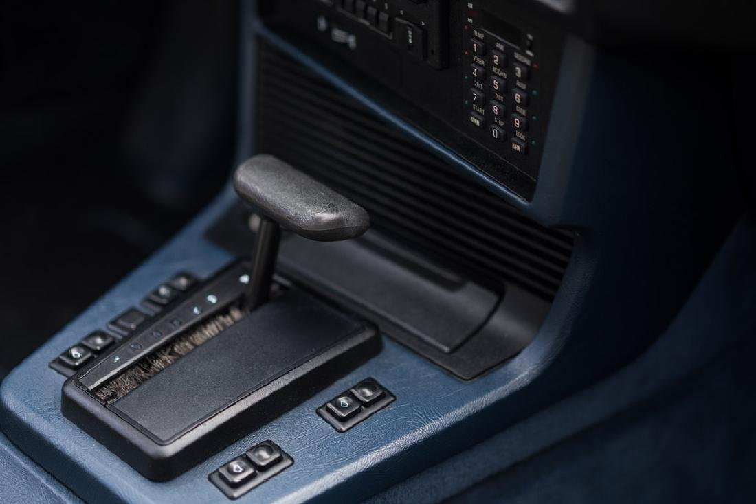 BMW 635 CSi 1983 - 8