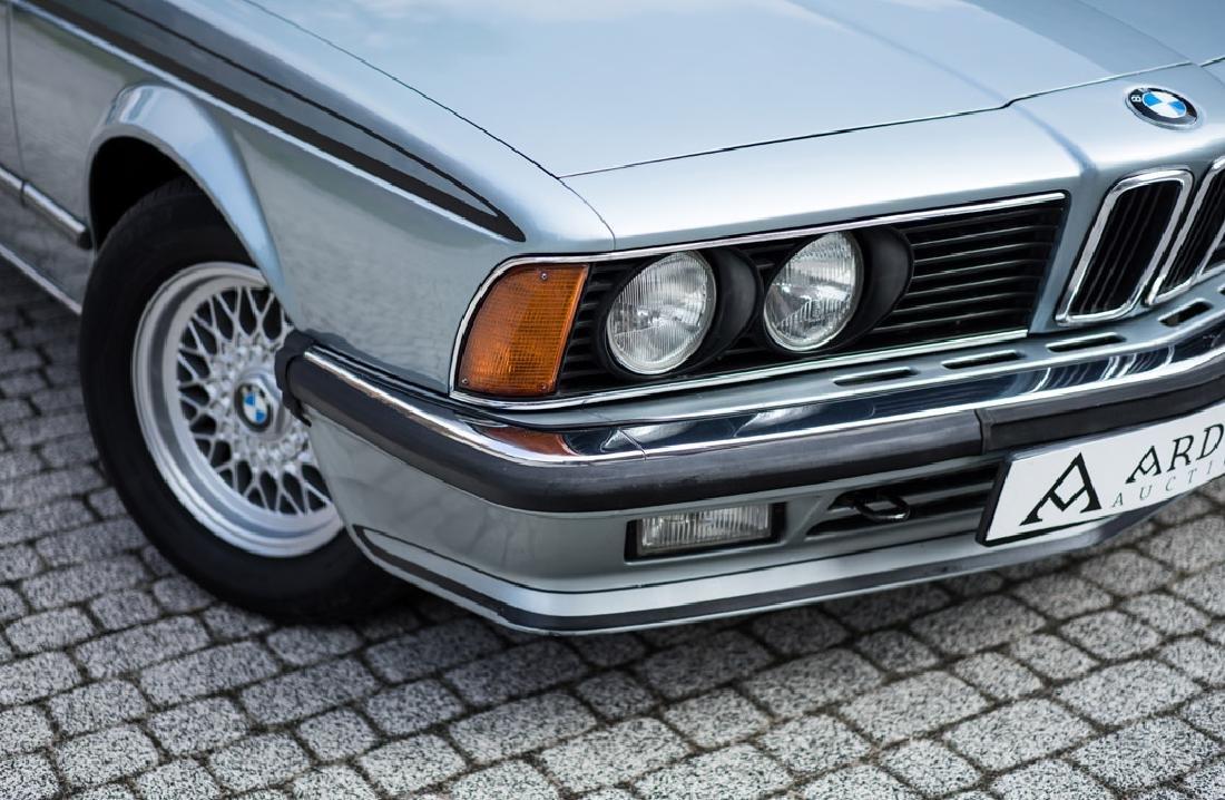 BMW 635 CSi 1983 - 9