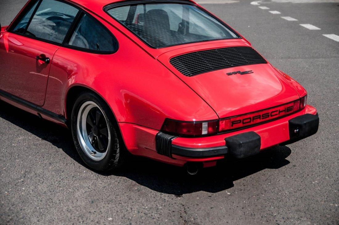 Porsche 911 S.C, 1983 ; Chassis Number