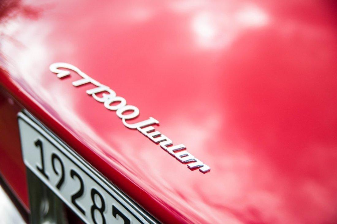 Alfa Romeo GT Junior, 1970; Chassis Number AR 1247867;