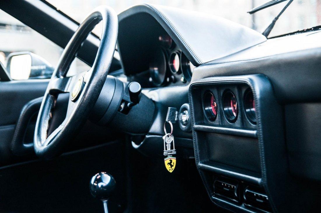 Ferrari GTB Turbo, 1989; Chassis Number 79796;  - One
