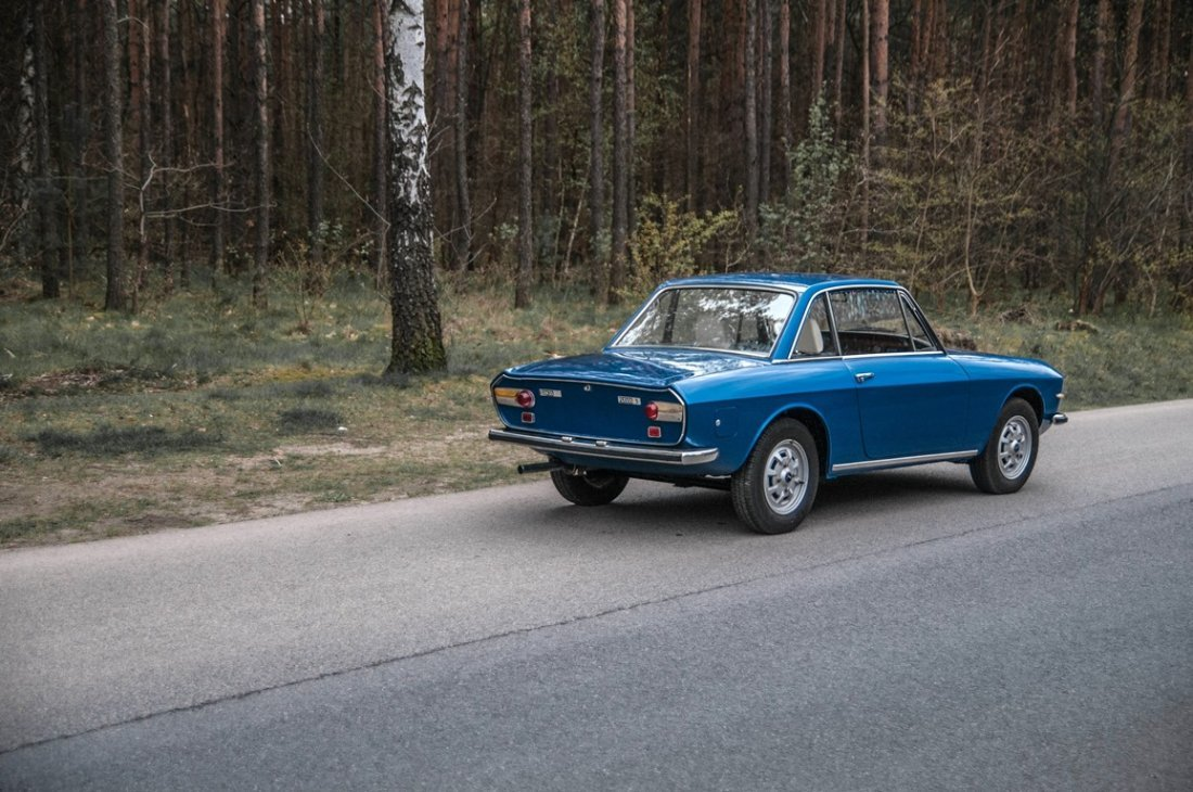 Lancia Fulvia 3, 1975; Chassis Number 818.630.066008;