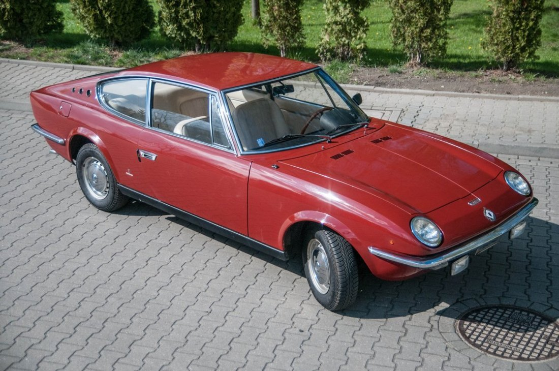 Fiat 125S Samantha, 1970; Chassis Number 0102715;  -