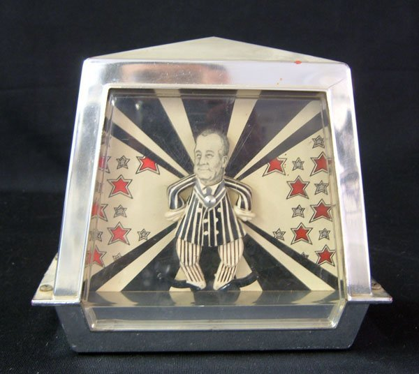 24: Spiro T. Agnew Dancing Music Box