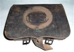 99: Civil War Cartridge Box