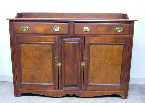 364: 20th c. Pine Sideboard w/2 Drawers/  2 Doors