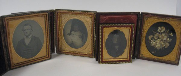 2: Four early images and a Union case. $40-80