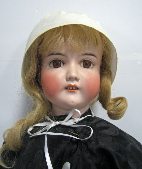"""Antique doll  38"""" Majestic Germany"""