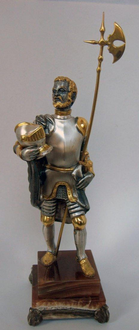 Gorham Spanish Grandee Warrior