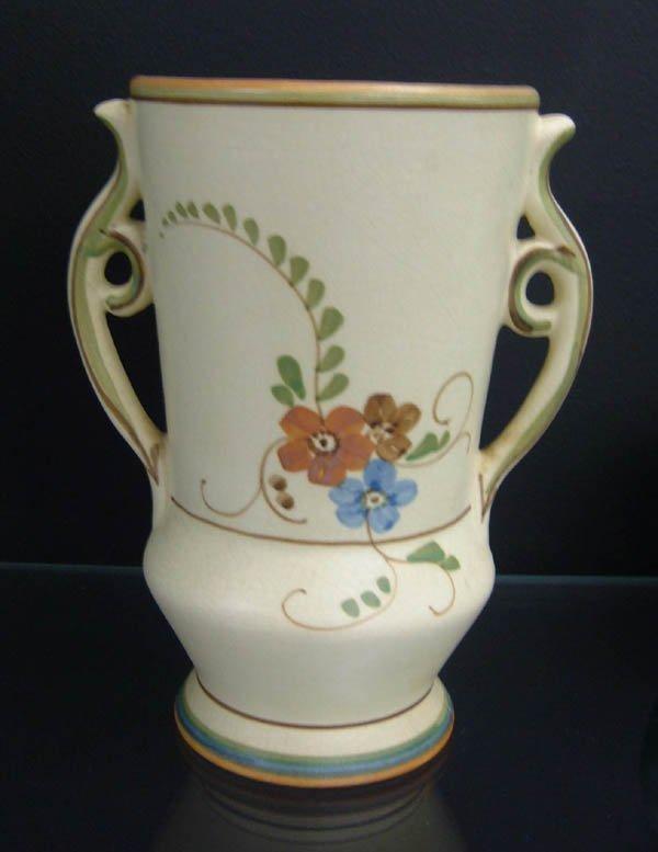 708: Weller Bonito vase 8 inches