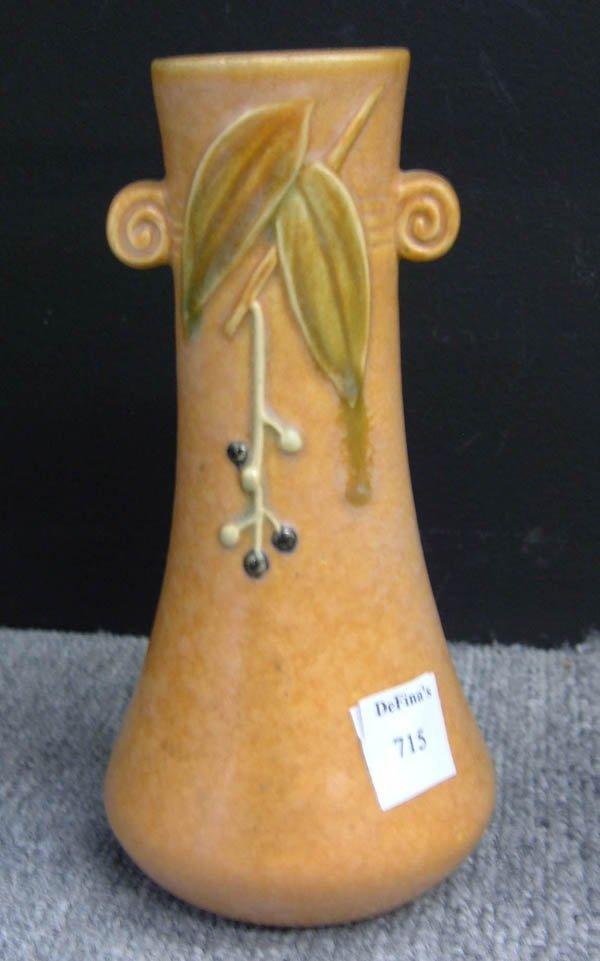 715: Weller Cornish vase