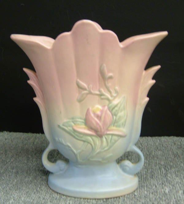716: Hull Magnolia vase