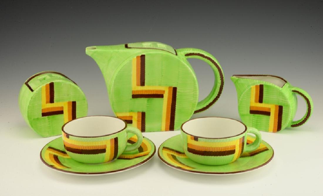 Eva Zeisel, A Scarce Schramberg Tea/Coffee Set