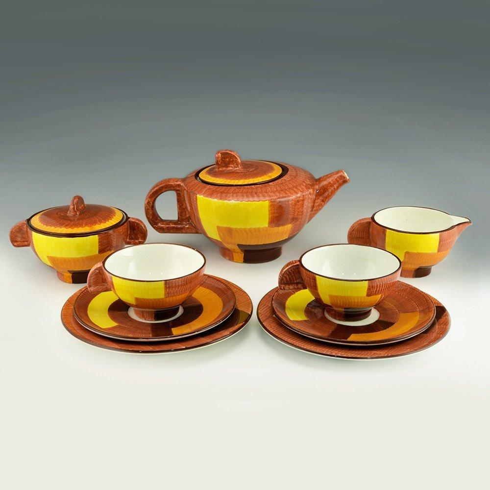 Eva Zeisel, A Schramberg Tea Set, Ca1929 35