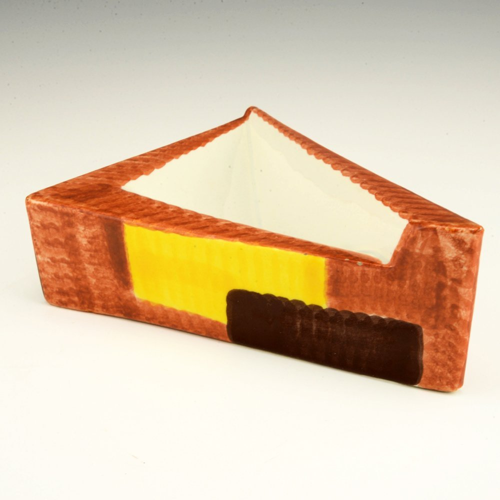 Eva Zeisel, a Schramberg Triangular Ashtray (3261)