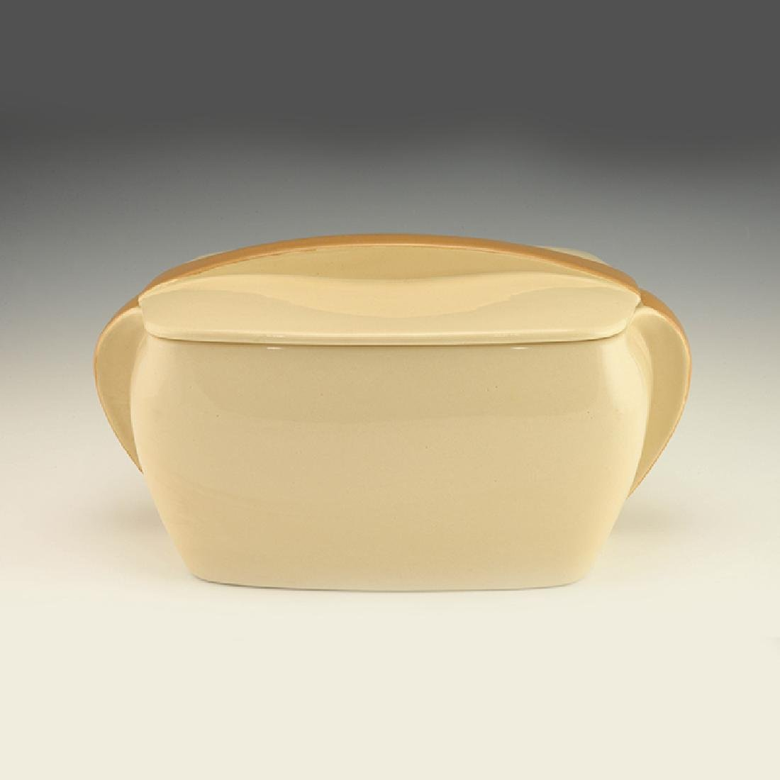 Eva Zeisel, a Stratoware Casserole or Vegetable Dish