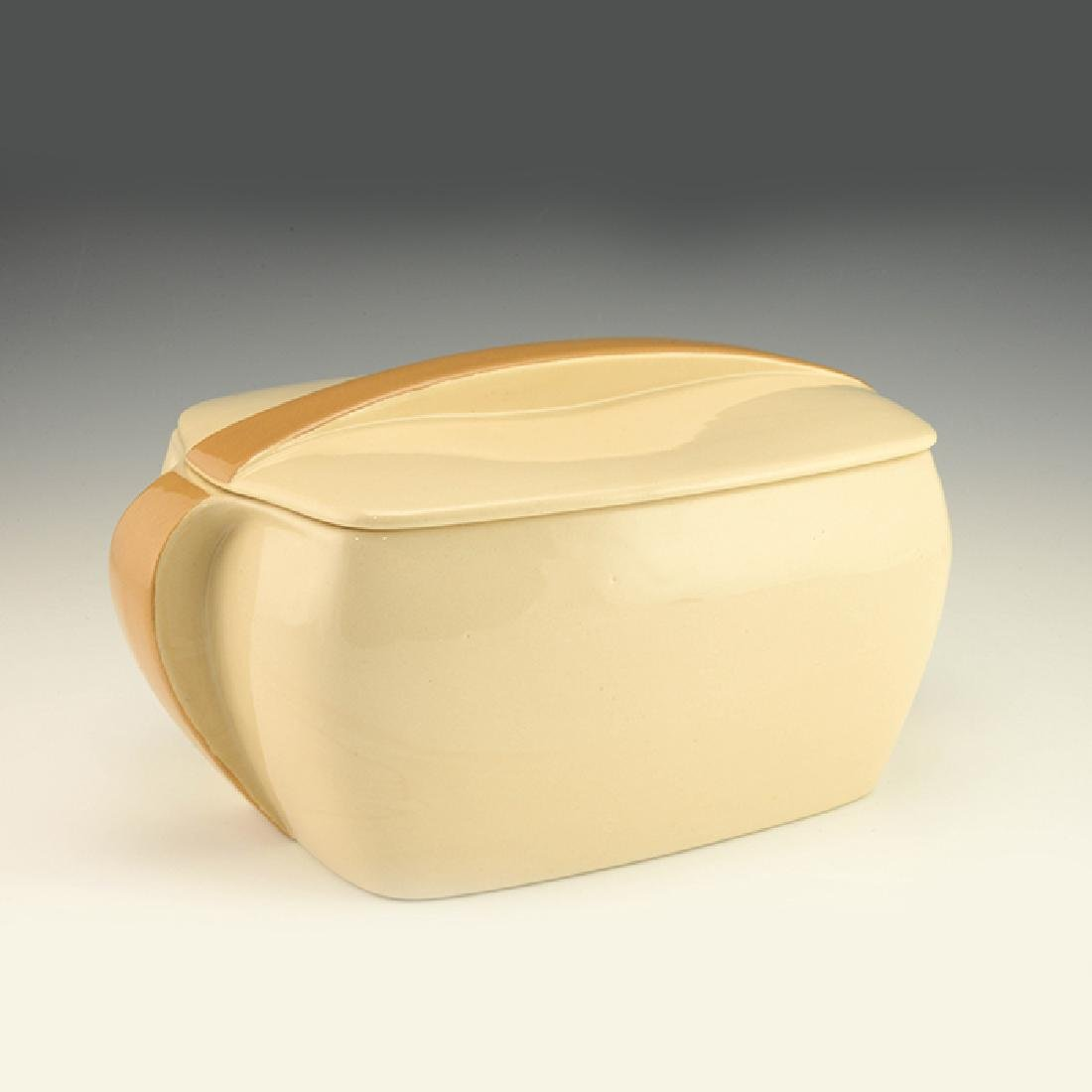 Eva Zeisel, a Stratoware Casserole or Vegetable Dish - 2