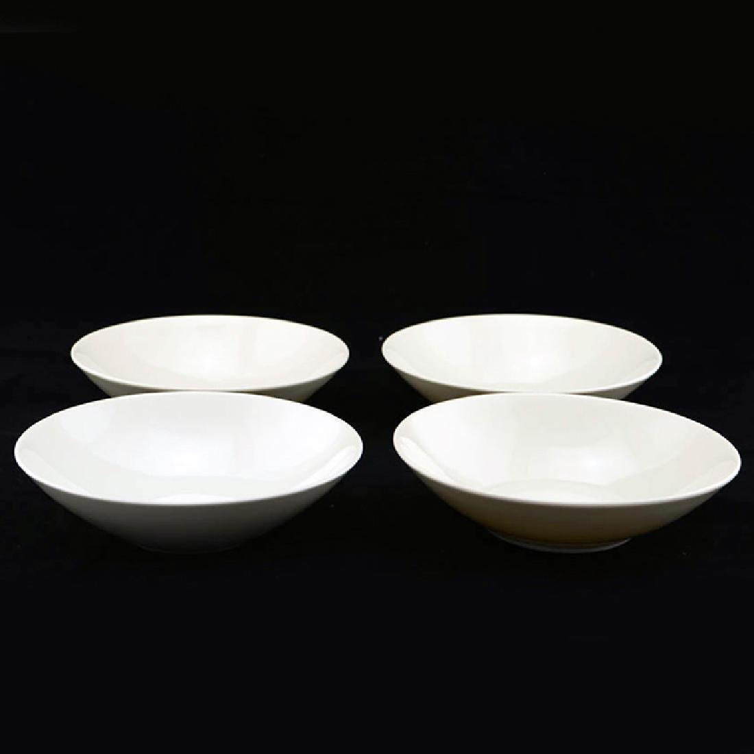 Eva Zeisel, 4 Museum Service Soup Bowls