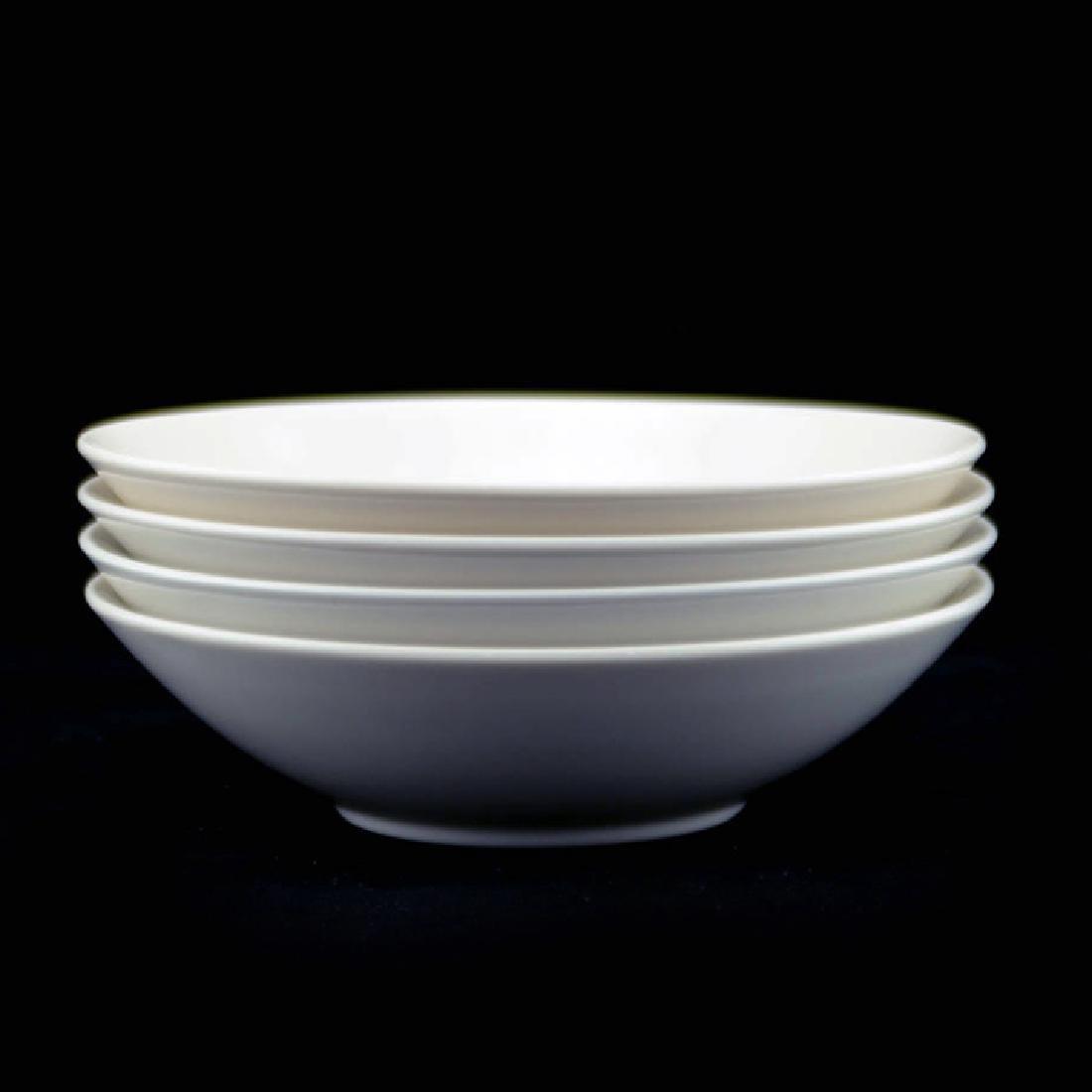 Eva Zeisel, 4 Museum Service Soup Bowls - 2