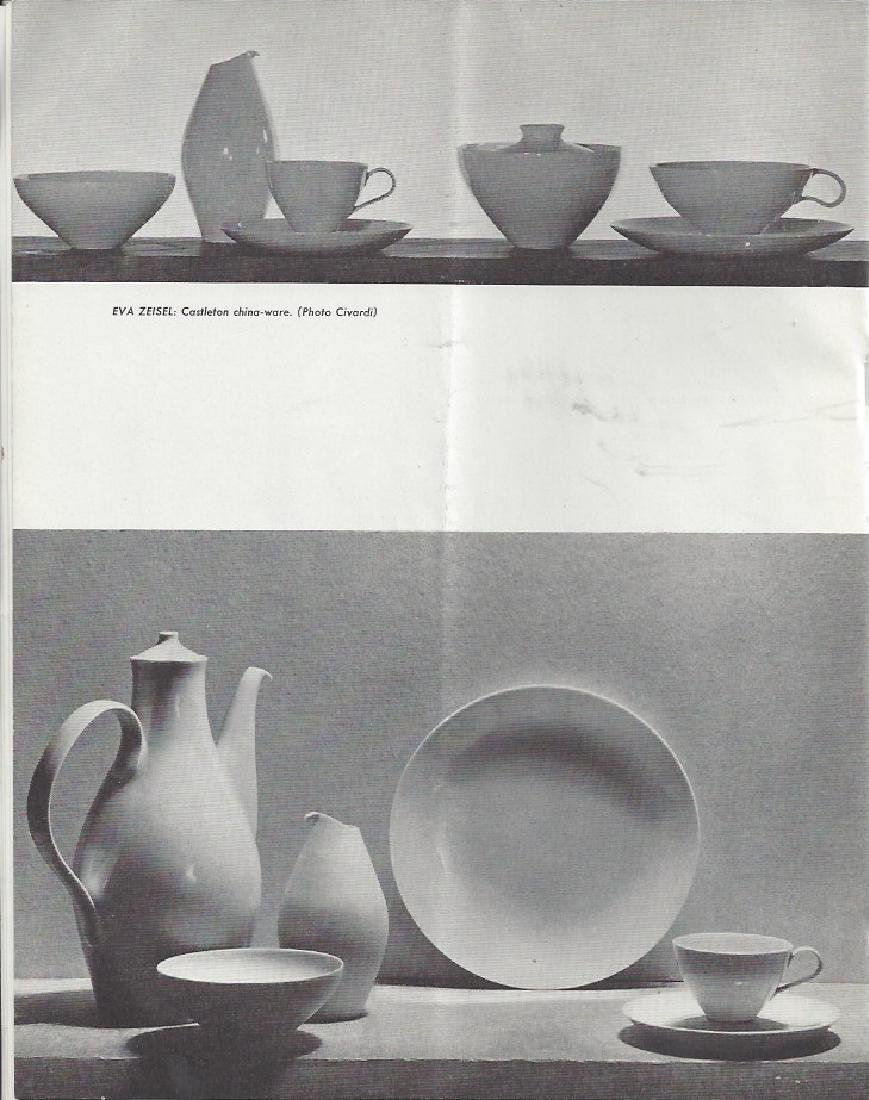 MOMA Bulletin and Ad for Museum Service - 3