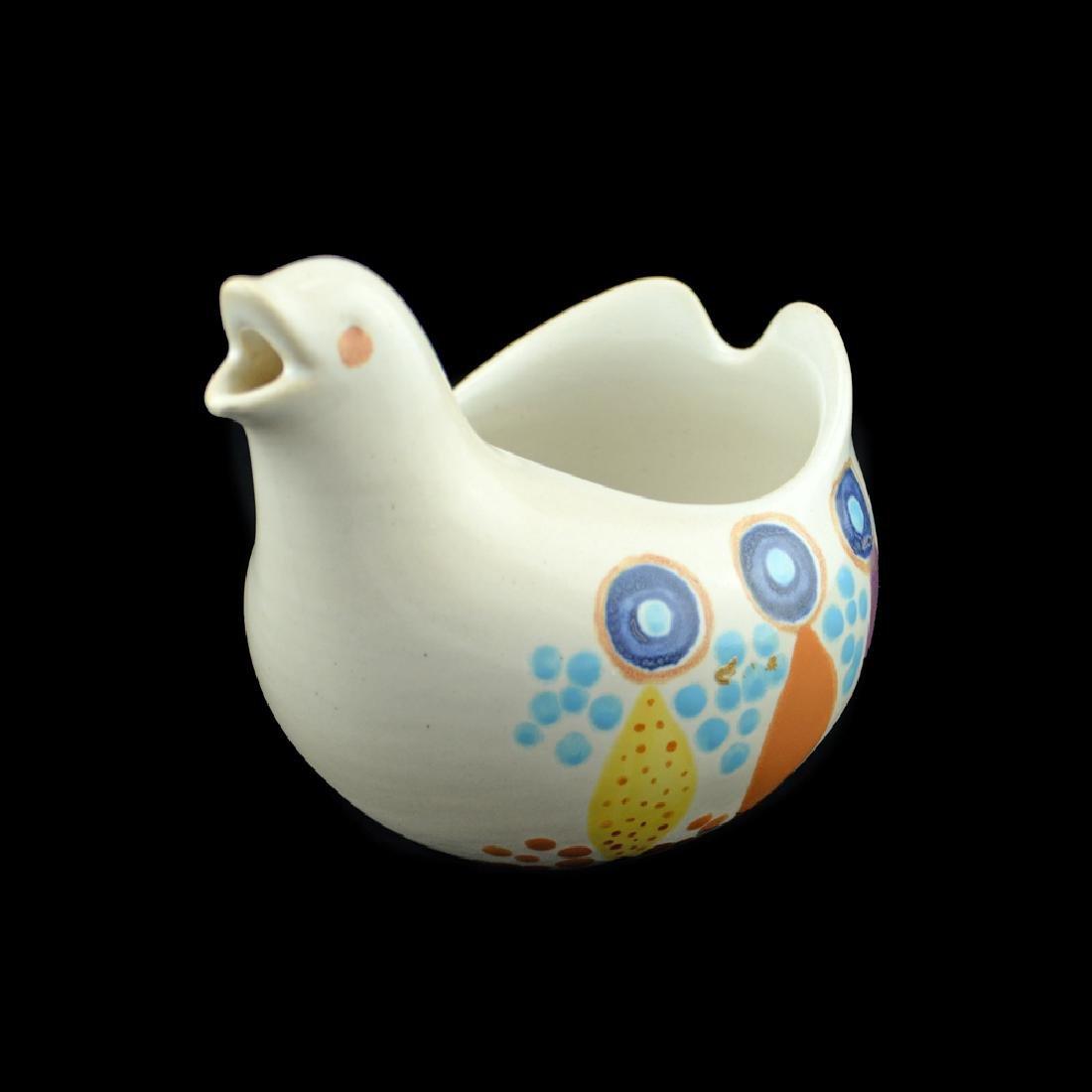 Eva Zeisel, Monmouth Pals Bird Creamer - 2