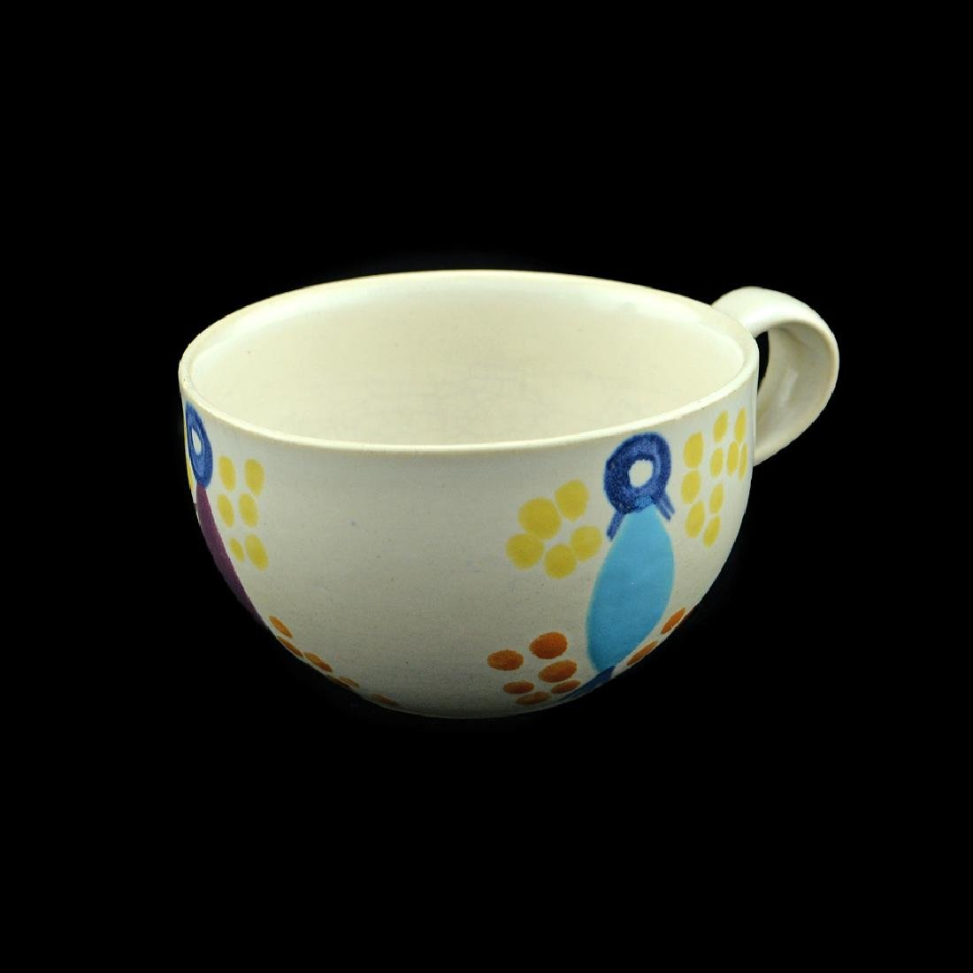 Eva Zeisel, Monmouth Pals Cup and Saucer - 3