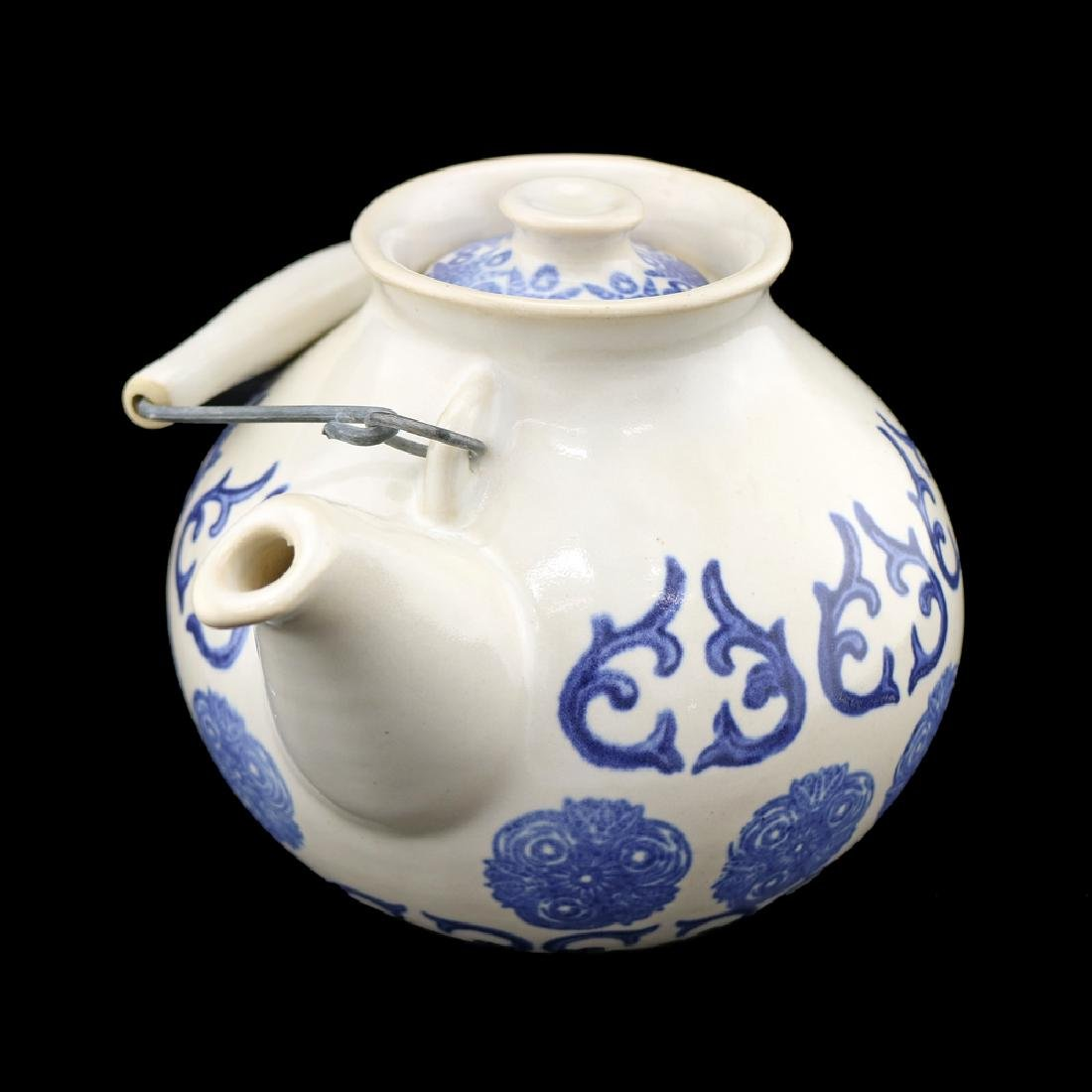 Eva Zeisel, Monmouth Colonial Pattern Teapot - 2