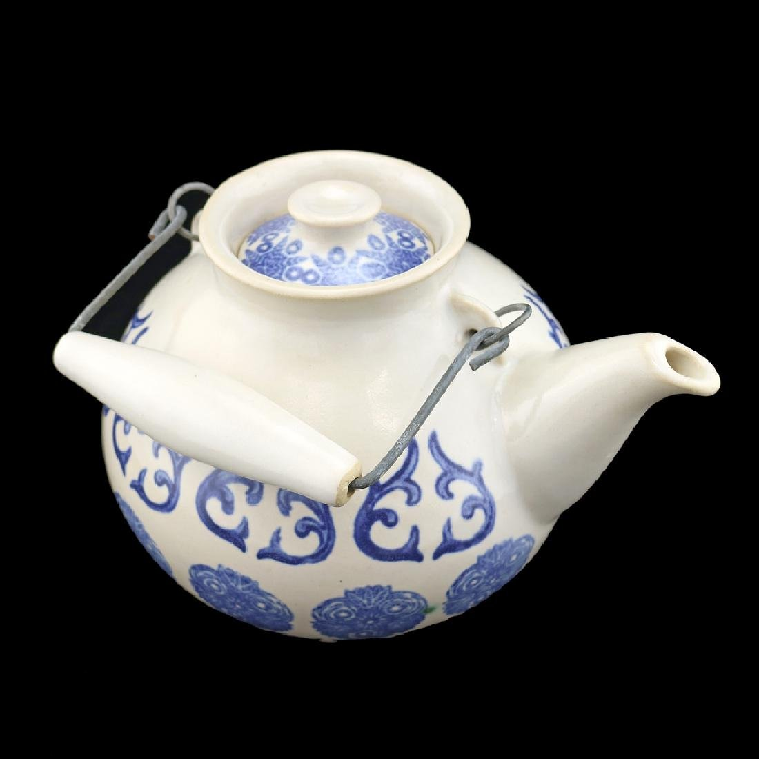 Eva Zeisel, Monmouth Colonial Pattern Teapot - 3