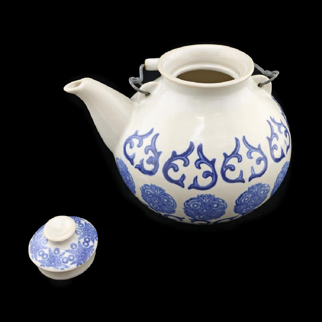 Eva Zeisel, Monmouth Colonial Pattern Teapot - 4