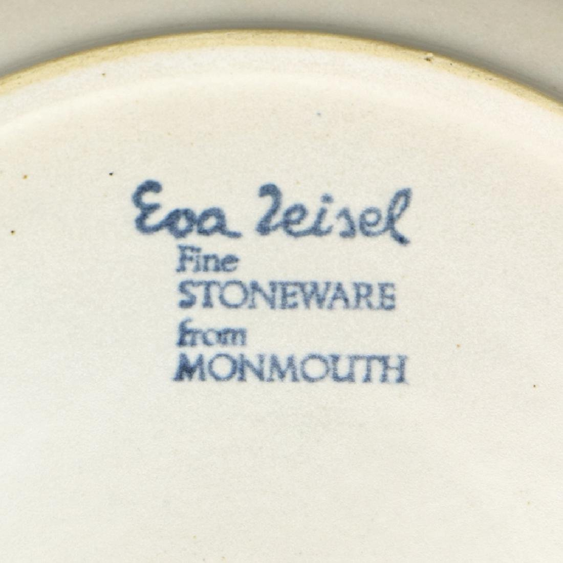 Eva Zeisel, 3 Rare Monmouth Feathered Friends Plates - 3