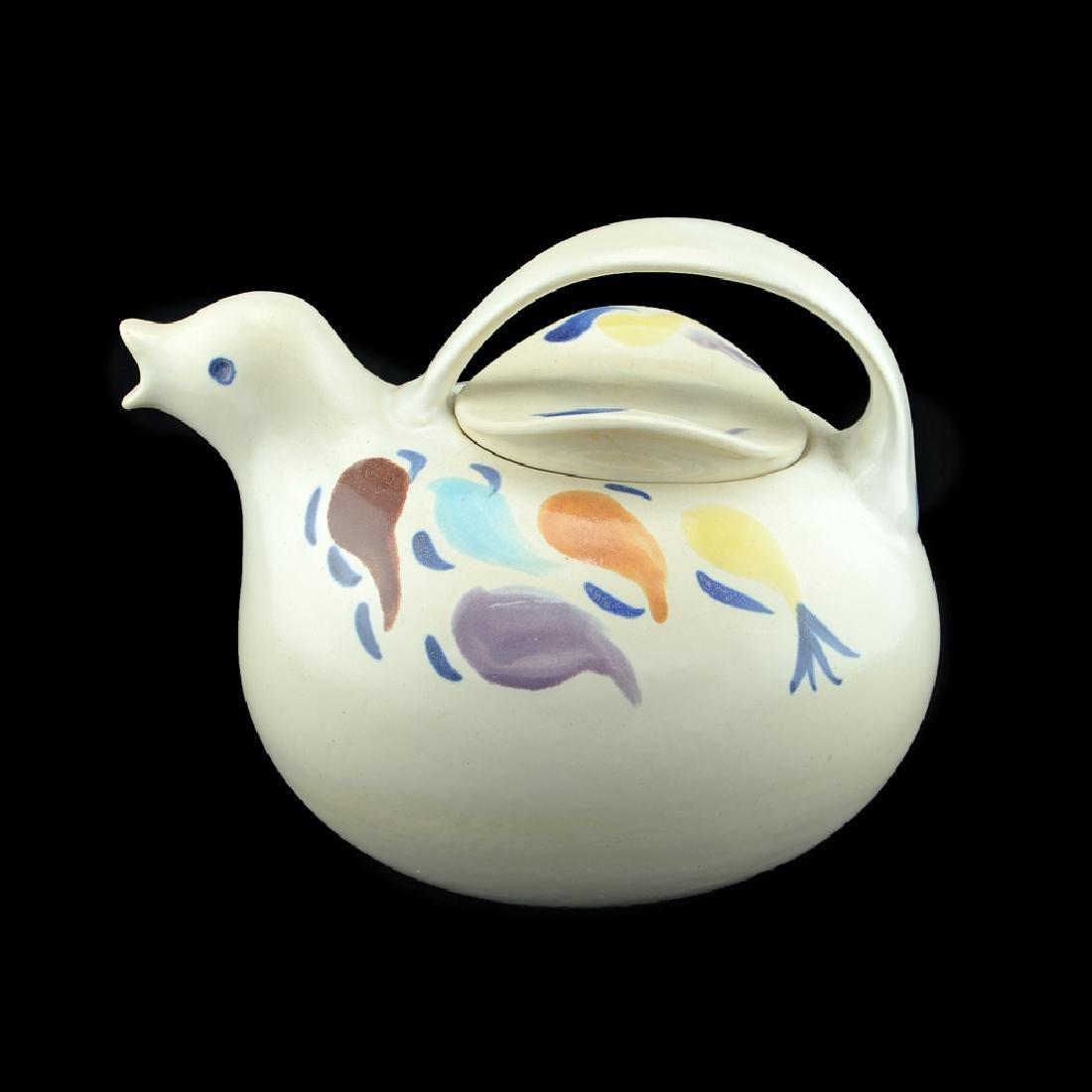 Eva Zeisel, Monmouth Bird-form Teapot
