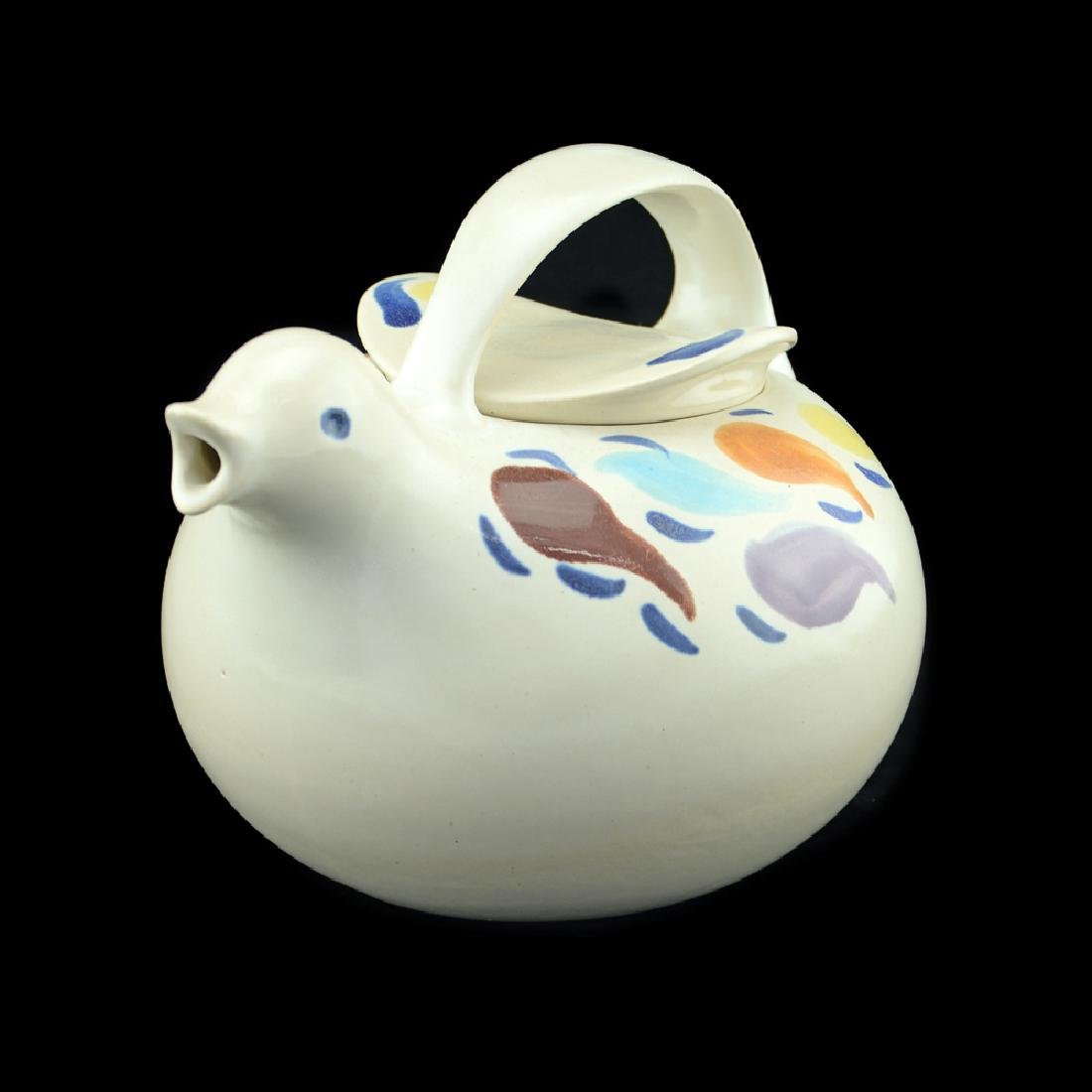 Eva Zeisel, Monmouth Bird-form Teapot - 2
