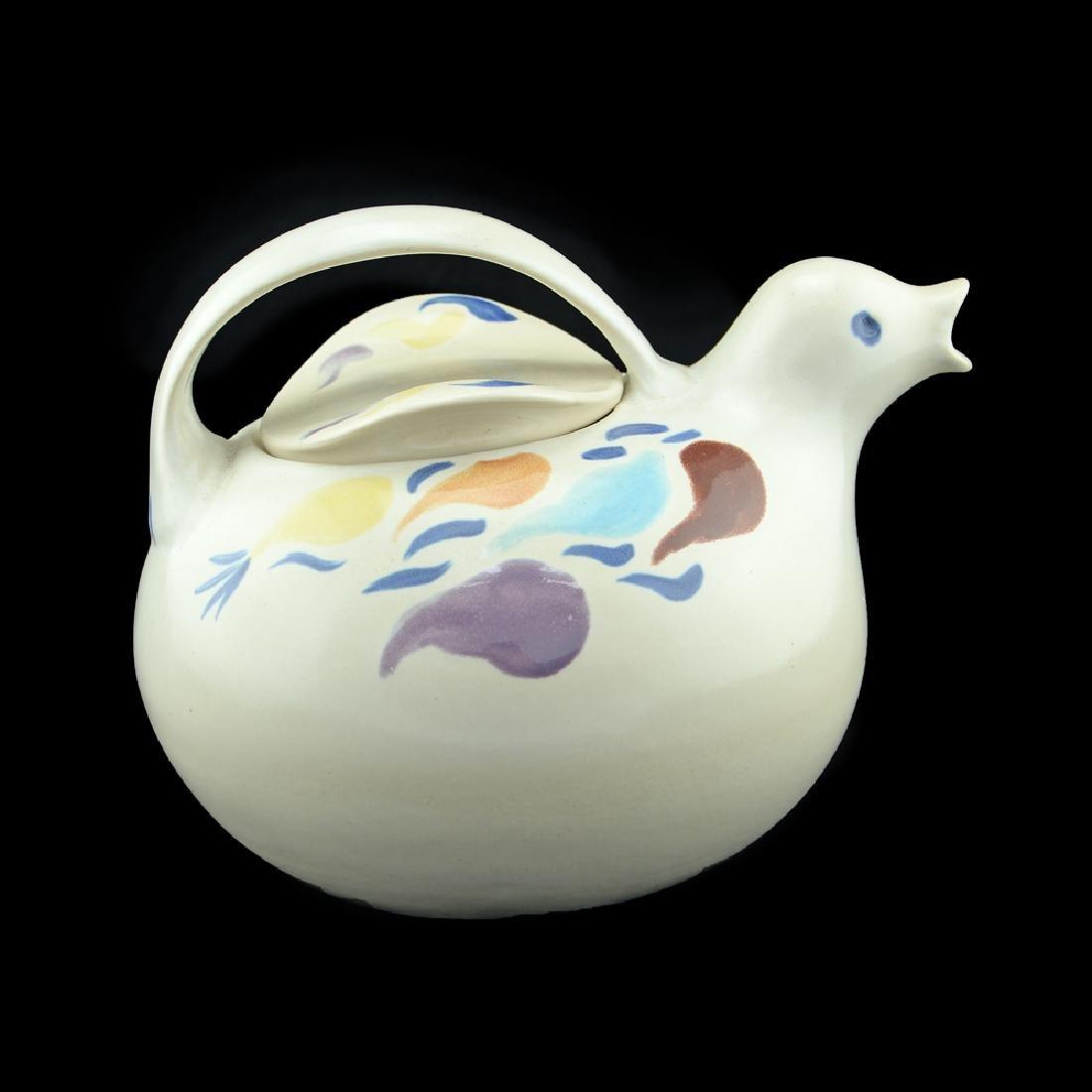 Eva Zeisel, Monmouth Bird-form Teapot - 3