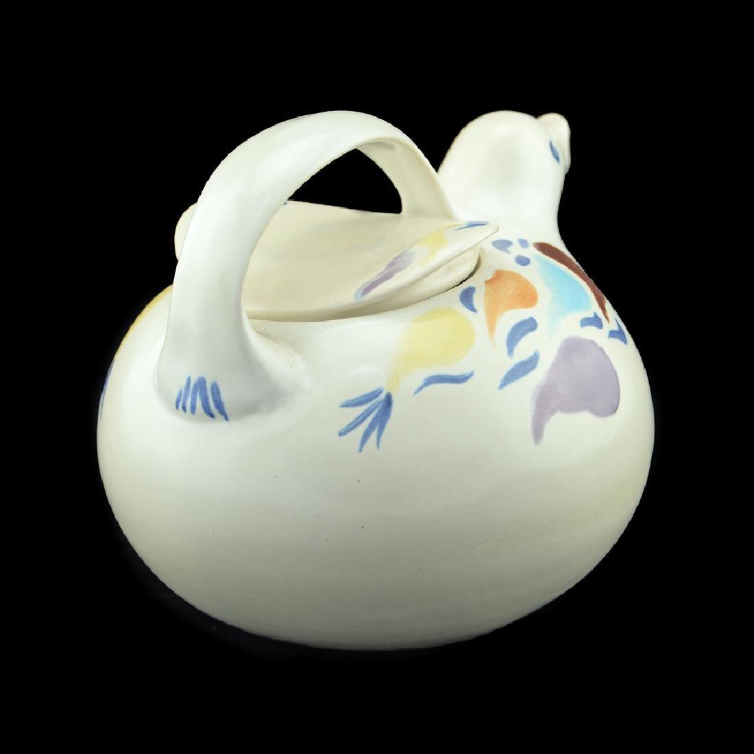 Eva Zeisel, Monmouth Bird-form Teapot - 4