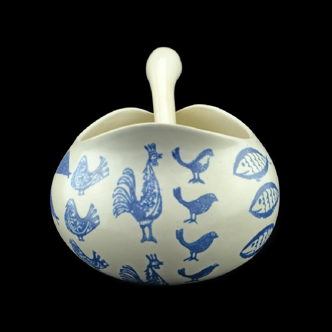 Eva Zeisel, Rare Monmouth Goose Bowl - 3
