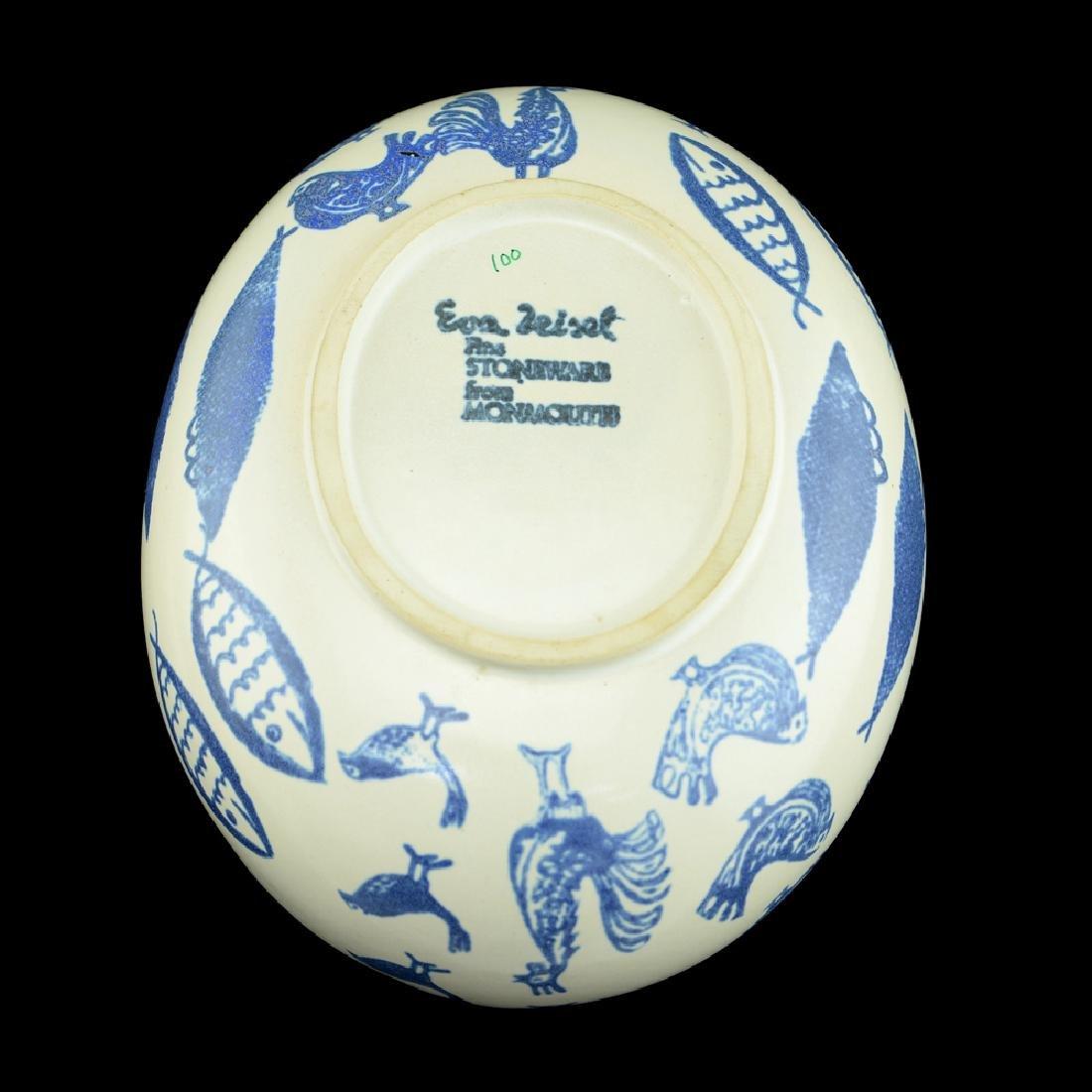 Eva Zeisel, Rare Monmouth Goose Bowl - 6