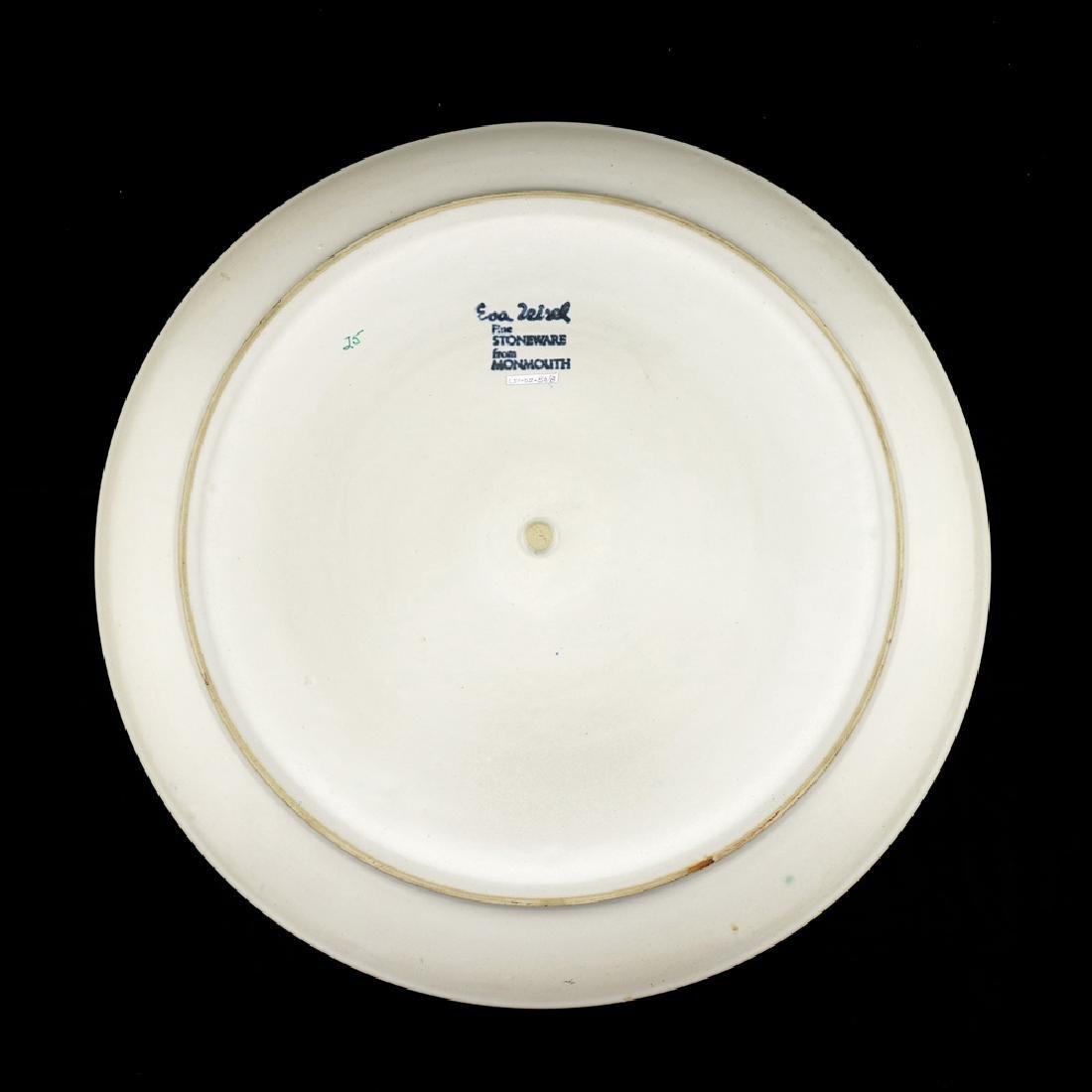 Eva Zeisel, Rare Monmouth Pattern Test Platter - 2
