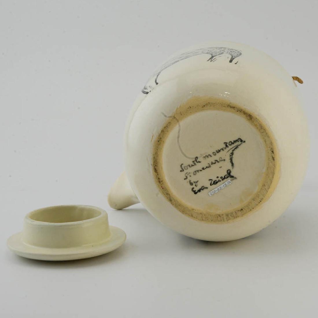 Eva Zeisel, Rare S. Mountain Stoneware Prototype - 3