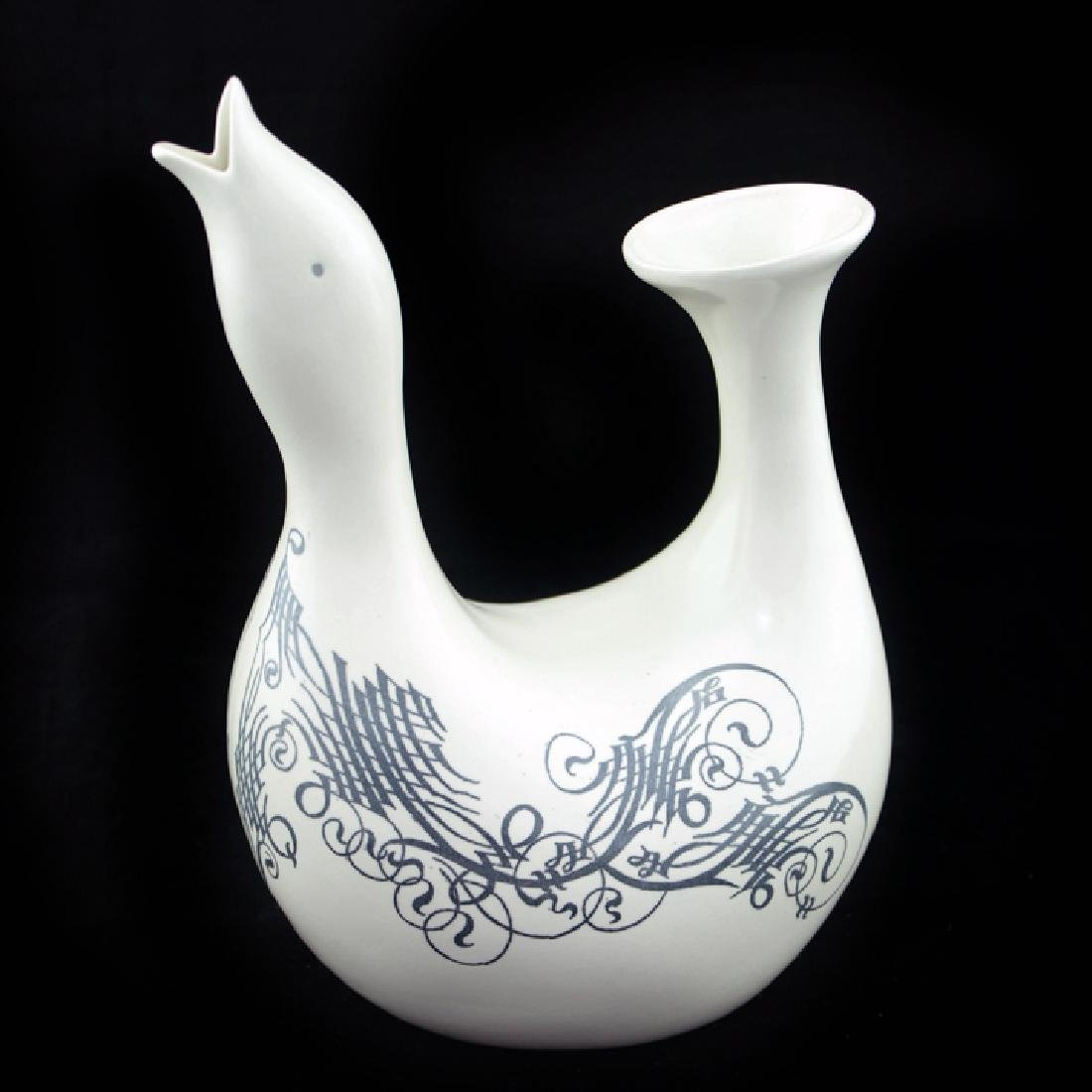 Zeisel Schmid Lyric Bird-Form Oil & Vinegar - 2