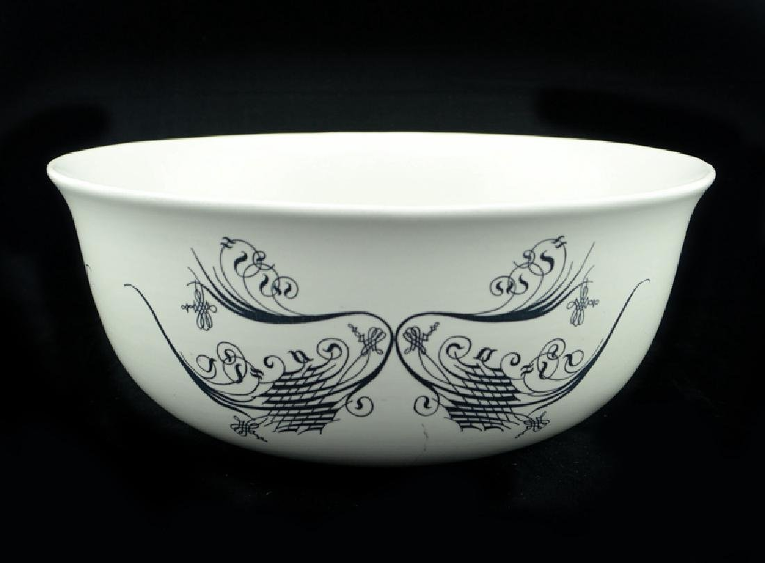 2 Zeisel Schmid Lyric Serving Bowls - 8