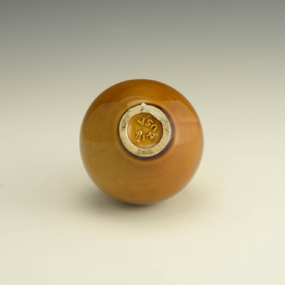 Rare Zeisel Hyalyn Gold Creamer - 3