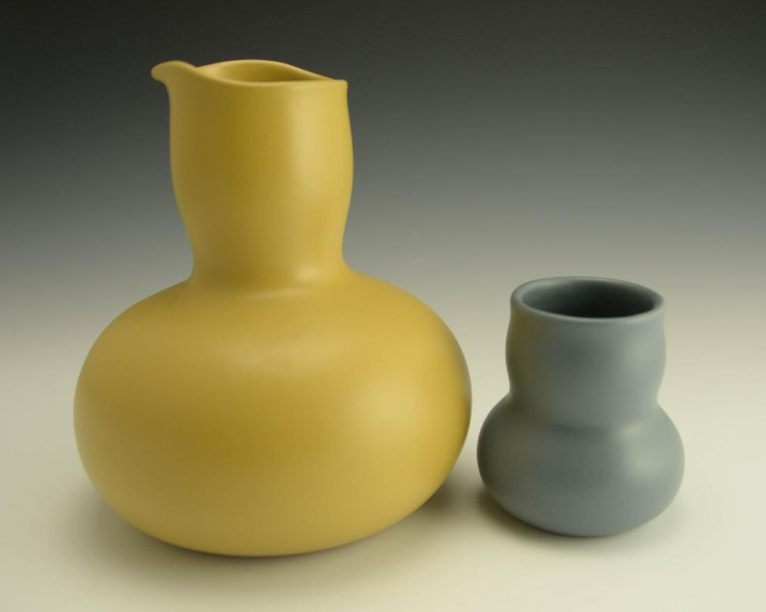 Zeisel OC Carafe & Tumbler (1999) - 2